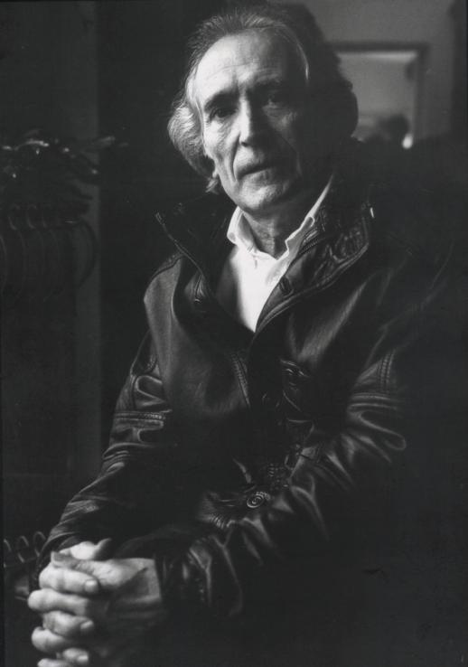 Portrait de Fernando San Martin Félez par André Villers