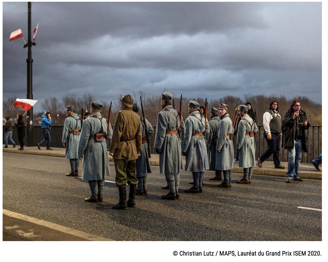 Appel à participation: Prix Isem de la photographie documentaire
